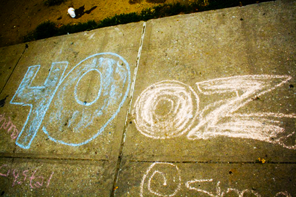 40 Oz Van - 40 Oz Bounce