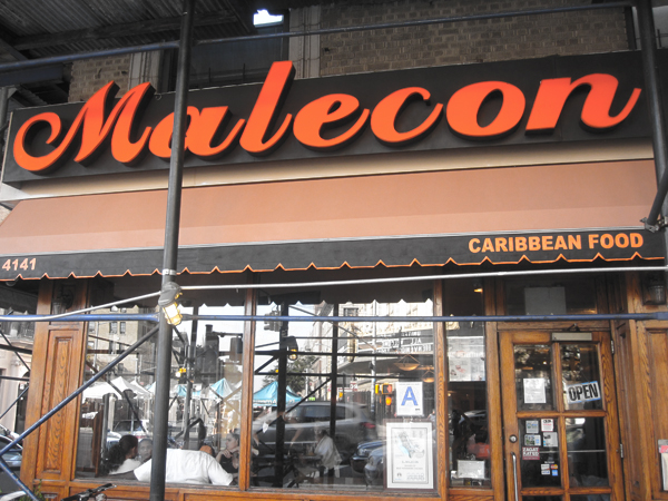 El Malecon Restaurant Nyc