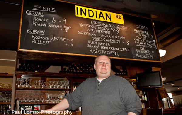 Indian Road Cafe - Jason Minter