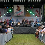 The Latin Grammys Street Party @ Inwood Hill Park - The Video