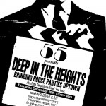 55 Presents Deep In The Heights @ NegroClaro Lounge On Thursday December 29th