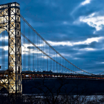 Pics From the People: GWB Awash In Light