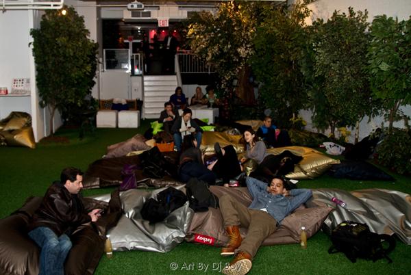 Screening of Brooklyn Boheme at OpenHouse Gallery