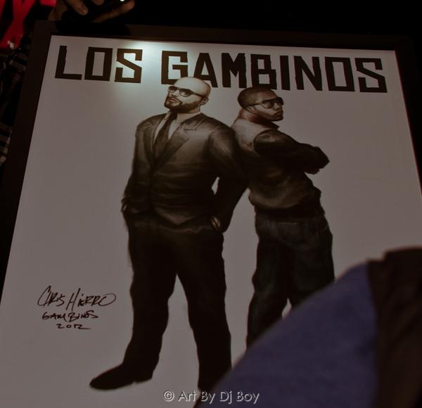 Los Gambinos