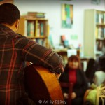The Friday Night Open Mic @ Word Up Books In Pictures