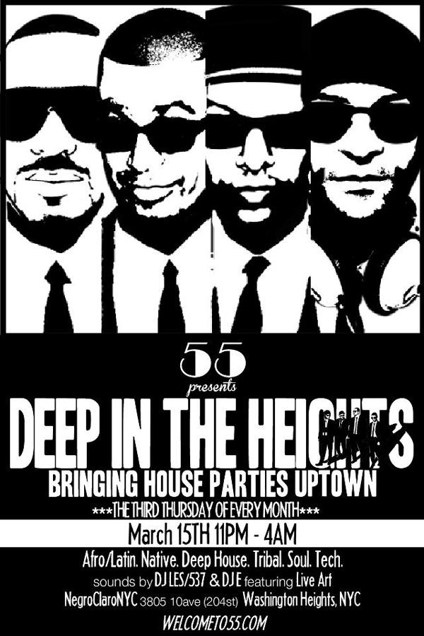 55 Deep In The Heights Washington Heights