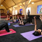 Bread & Yoga Community Event @ Holy Trinity Church Tomorrow