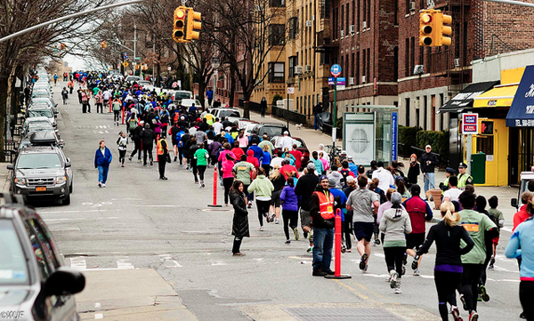 Coogan's 5 K Run Washington Heights
