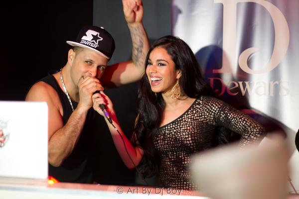Urban Latino - Madelyn Rodriguez Tony Touch