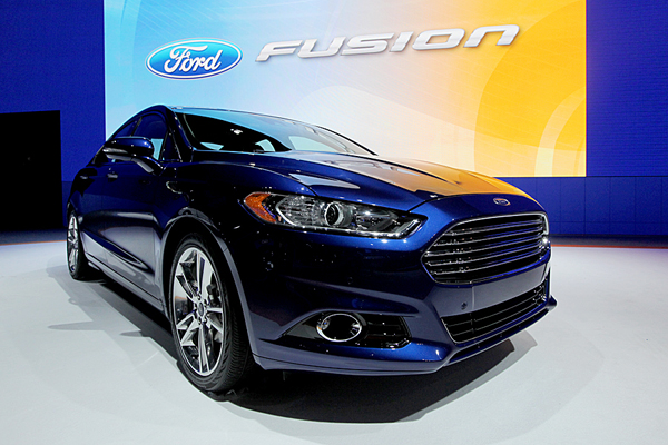 2013 Ford Fusion UC