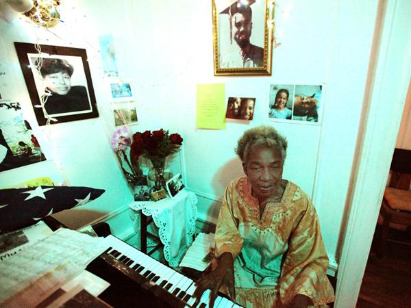 Marjorie Eliot's Parlor Jazz Washington Heights