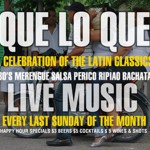 Que Lo Que @ Apt 78 Goes Down This Sunday