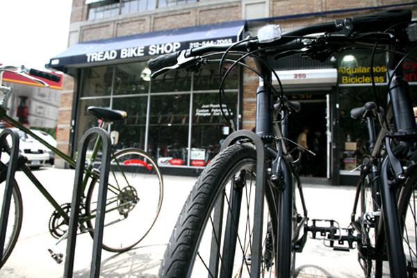 Tread Bike Shop Dyckman Street Washington Heights