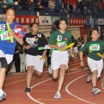 "First ""Uptown Games"" promote active lifestyle for local youths 