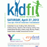 KidFit in the Heights Takes Place this Saturday