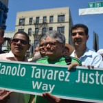 The 'Justo' Way: A revolutionary is honored | Manhattan Times