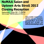 Uptown Arts Stroll Closing Reception this Saturday @ Arka Lounge