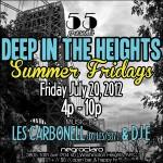 55′s Deep in the Heights @ Negro Claro Lounge Tomorrow