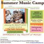 El Sistema is Coming Uptown - The WHIN Music Project's Summer Camp Kicks Off Next Week