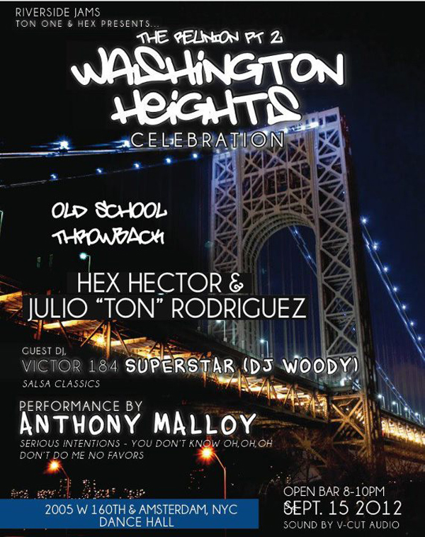 The Washington Heights Reunion Part 2