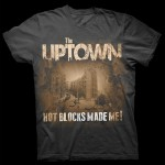 Get Yours: The Classic Material Uptown Tee @ Empire Fashion Boutique