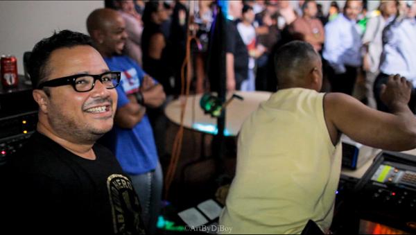 Washington Heights Reunion - Hex Hextor & Julio Rodriguez