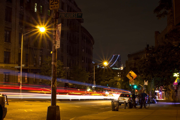 Pinehurst At Night - Washington Heights