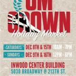 Bread & Yoga's Holiday Market Returns