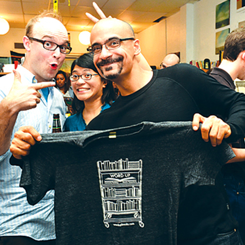 Junot Diaz - Word Up Books