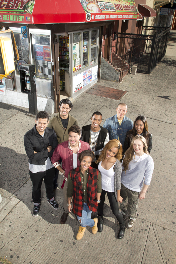 MTV's Washington Heights Cast