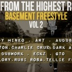 Monday Mood Music: Live From The Highest Rock - Basement Freestyle