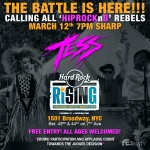 Support Uptown's Own Tess In Hard Rock's Global Battle of the Bands