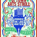 Uptown Tonight: Vote For The 2013 Uptown Arts Stroll Poster