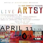 WHIN By Any Means Presents Artsy: A First Look