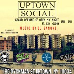 Uptown Tonight: Catch Kid Glory @ Uptown Social