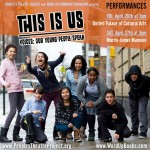 Uptown Arts: People's Theatre Project & Word Up Books Present This Is Us