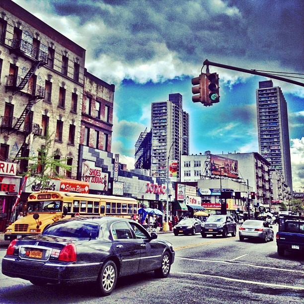 183rd Street & St. Nicholas- Washington Heights