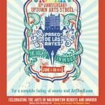 The 2013 Uptown Arts Stroll Kicks Off Tonight!