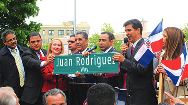 Juan Rodriguez Way