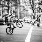 Uptown Video: A Bike Ride Uptown...