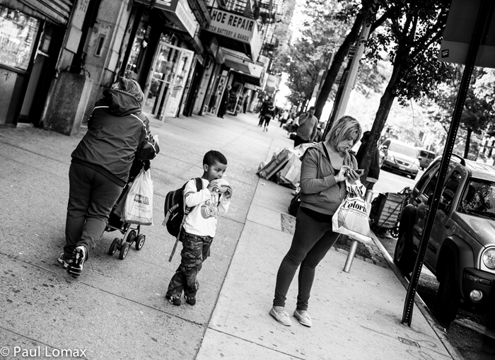 Child & Parent - Washington Heights
