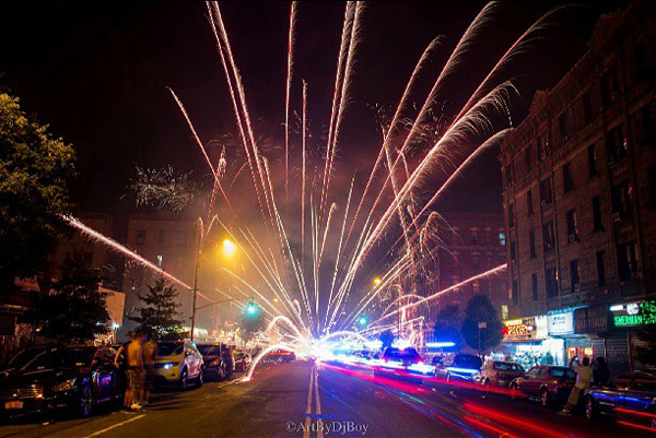 Washington Heights - Fire Works