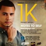 8/27/2013: Frankie Medina's Book Sales Celebration @ Uptown Social