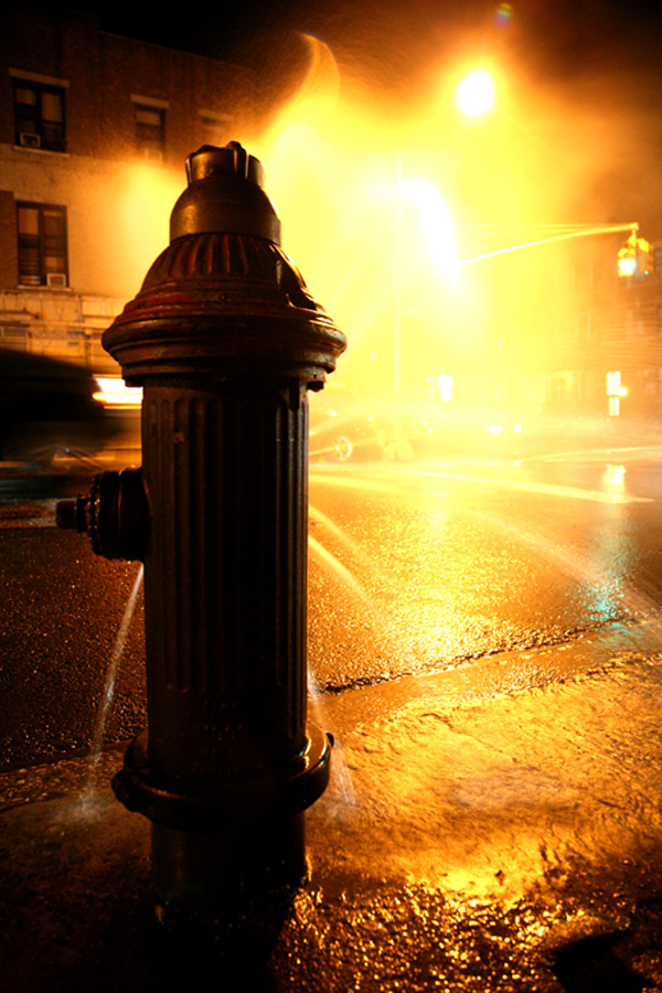 hydrant - Washington Heights