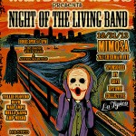 Night of the Living Band - The Recap