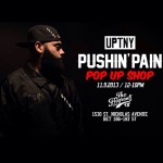 11/9/13: The UPTNY Pop Up Shop @ The Flagrant Club