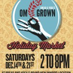 Bread And Yoga's Holiday Market Returns