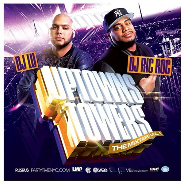 Monday Mood Music: DJ Ric Roc Ft DJ Lu