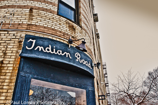 Indian Road Cafe