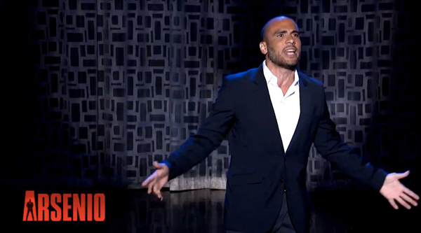 Oveous On Arsenio Hall Show